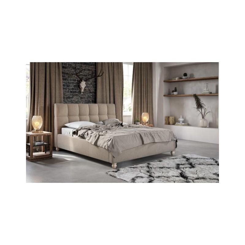 Łóżko tapicerowane ASTON 80/200cm