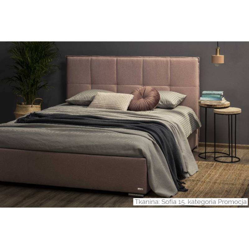 Łóżko tapicerowane CORTINA 90/200cm