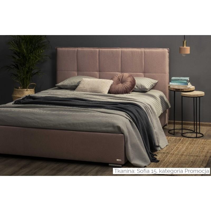 Łóżko tapicerowane CORTINA 120/200cm