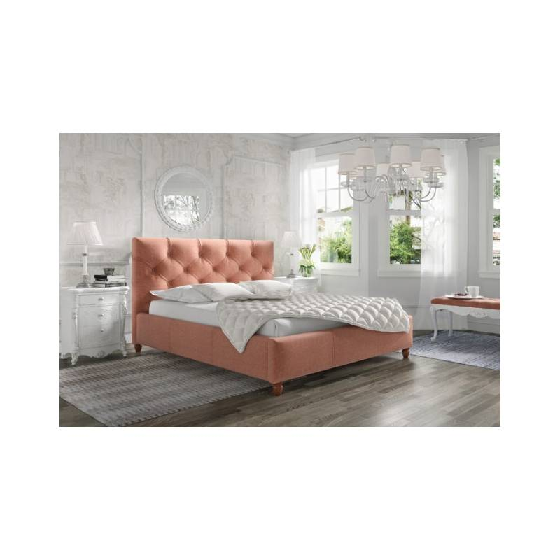 Łóżko tapicerowane ELEKTRA 100/200cm