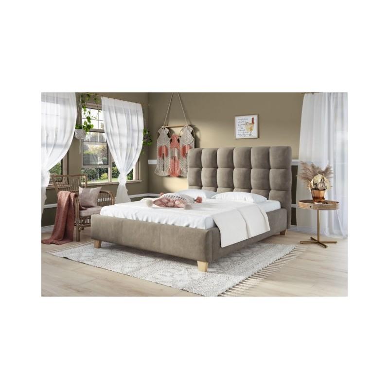 Łóżko tapicerowane SIERRA 90/200cm
